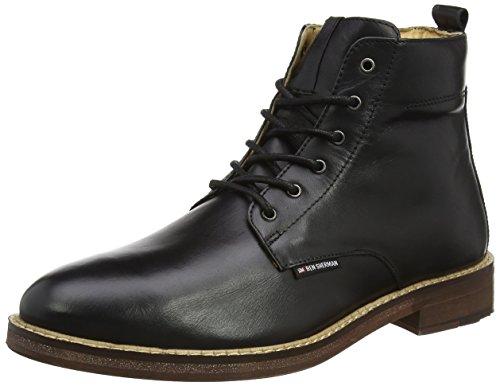 ben-sherman-herren-aine-kurzschaft-stiefel-black-black-001-445-eu