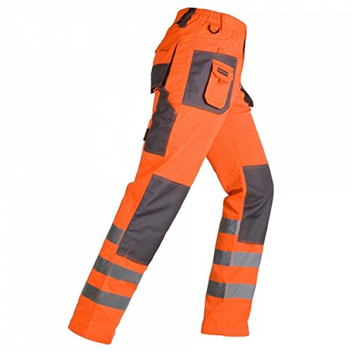 Pantalon de travail Smart HV orange Kapriol (l)