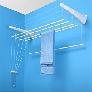 Clothes Dryer Wall AIRAVIE 5 Bars 180 cm