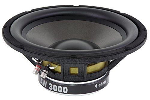 mivoc AW 3000 30cm (12 inch) Tieftonsystem 180 Watt R.M.S. 4 Ohm Auto-subs