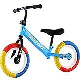 Hook.s Cycle de Balancement pour Enfants de bébé Trottinette sans pédale Vélo à Deux Roues sans pédales, de 1 à 6 Ans