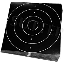 Karton 250g//m/² 26x26cm Zielscheiben *Duel Target*
