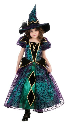 Rubies 2884883L Radiant Witch, Kostüm für Kinder, L