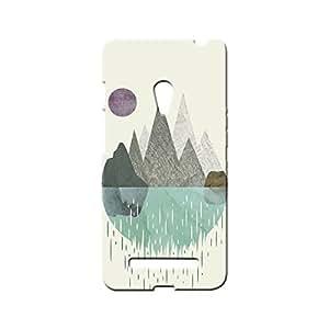 G-STAR Designer Printed Back case cover for Asus Zenfone 5 - G0276