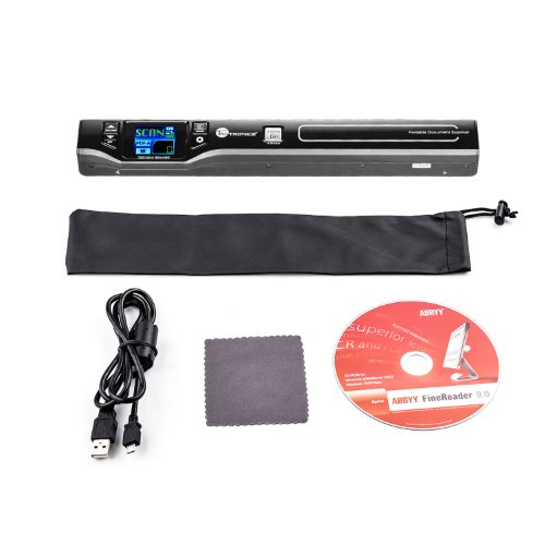 TaoTronics® TT-DS011 Handscanner DINA4 ...
