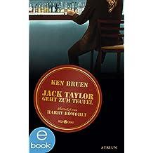 Jack Taylor geht zum Teufel: Band 8