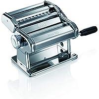 Marcato MC002057 - Máquina para hacer pasta, color plateado