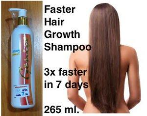 genive Langes Haar Schnelles Wachstum Shampoo hilft das Haar zu verlängern Grow mehr/1Bott 265ml (Wachstum-haar-shampoo)