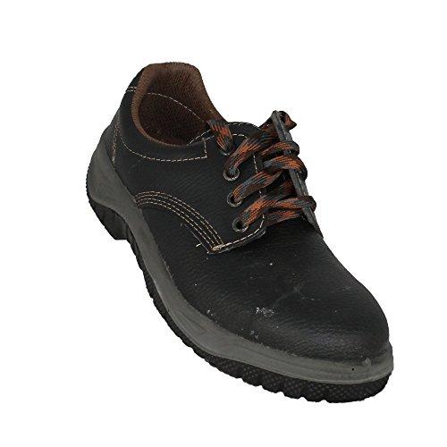Jal Sapatos De Segurança Do Grupo Sapatos De Trabalho S1p Bauschuhe Preto Liso