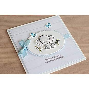 Glückwunschkarte zur Geburt, Karte zur Geburt eines Jungen, Babykarte