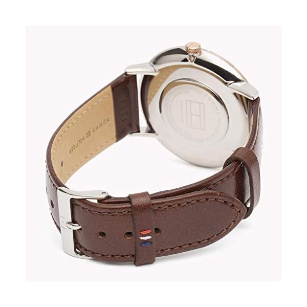 Reloj analógico para hombre Tommy Hilfiger 1710354, mecanismo de cuarzo,