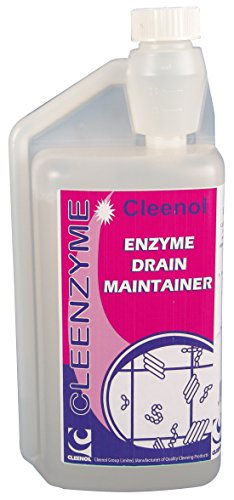 Cleenzyme Cleenzyme Enzyme Drain Maintainer - Off-White, 1 Litre