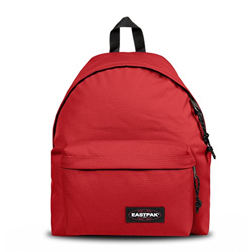 Eastpak padded pak'r zaino, 24l, rosso (apple pick red)