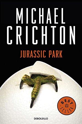 Parque Jurasico / Jurassic Park por Michael Crichton