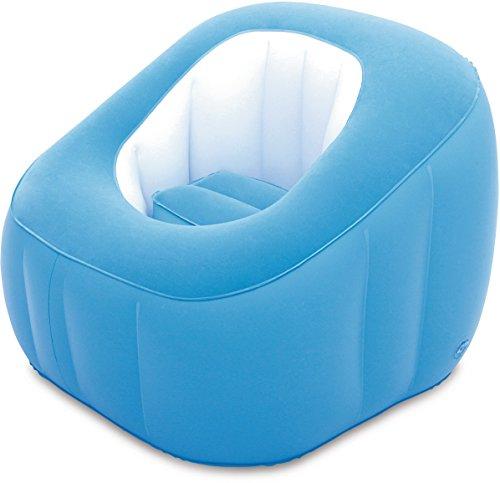 Bestway Comfi Cube 74x74x64 cm, Luftsessel, 3-farbig sortiert - Sonne Cube