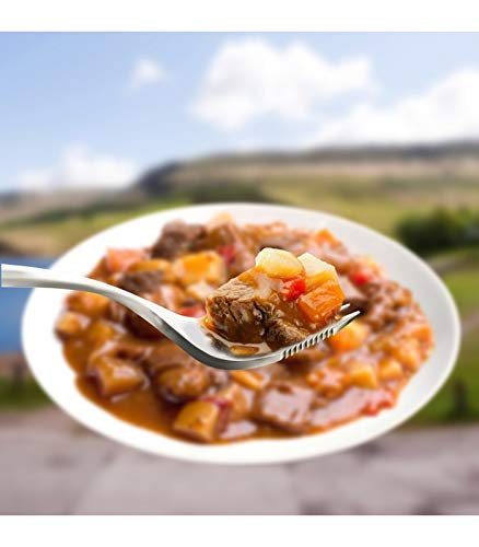 Wayfayrer Kochen in der Tasche Camp Food – Rindergulasch