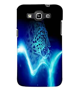 PrintDhaba Leopard D-4385 Back Case Cover for SAMSUNG GALAXY WIN i8552 (Multi-Coloured)