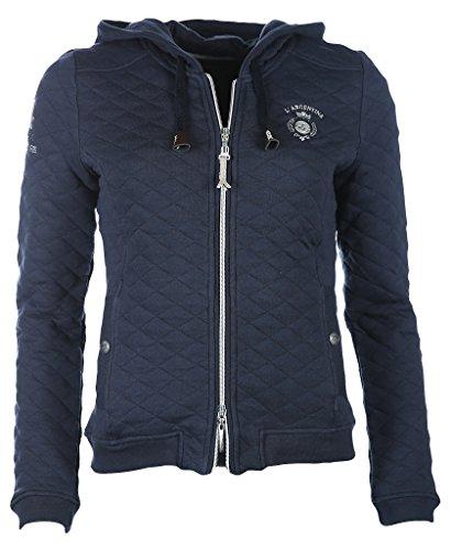 L'Argentina Damen Jacke Größe M Blau (blau) gebraucht kaufen  Wird an jeden Ort in Deutschland