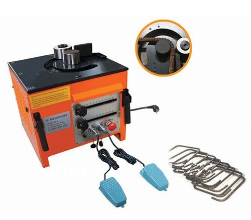 Gowe coffor hidráulico dobladora de tubos (apriete doblador gama 0-180 ¡ã coffor máxima: 32 mm) con coffor doblador y hand-held coffor máquina dobladora de tubos