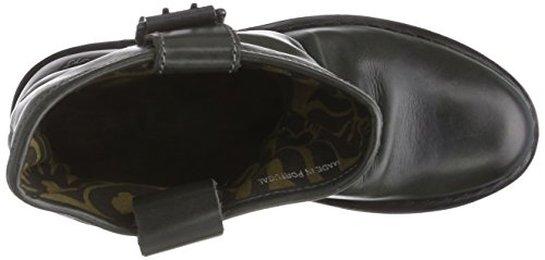 Fly London Nota, Boots femme Noir (diesel 015)