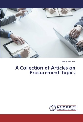 A Collection of Articles on Procurement Topics