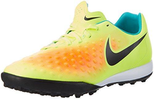 Nike Herren Magistax Onda Ii Tf Fußballschuhe, Gelb (Volt gelb/Total Orange/Clear Jade/Schwarz), 42.5 EU - Männer Für Schuhe Nike Turf