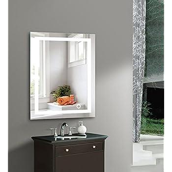 Elinkume Badspiegel Beleuchtung Spiegelleuchte Wandspiegel