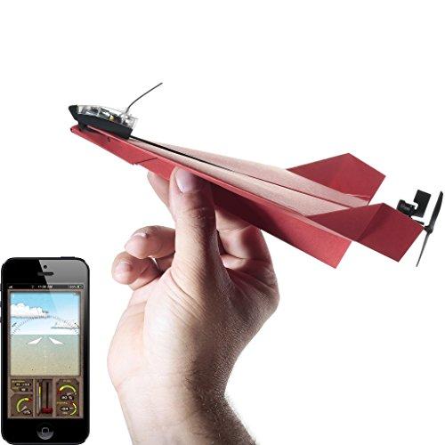 Le PowerUp 3.0 Bluetooth Smart Module transforme des avions en papier ordinaires en appareils à moteur, que vous pourriez contrôler directement depuis votre smartphone.