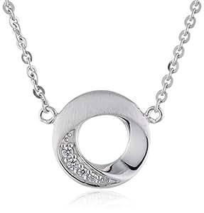 Fossil Damen-Collier Silber JF17307040