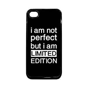 I Am Limited Edition iPhone 4 case, iPhone 4s case