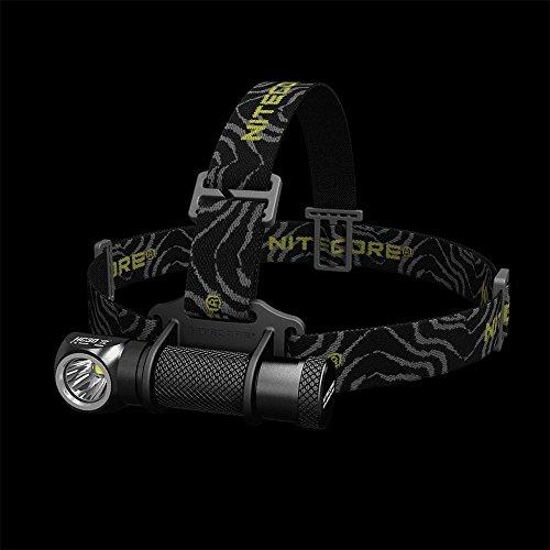 Nitecore HC30 LED-Stirnlampe Cree XM-L2 U2 1000 Lumen Weitlicht-Scheinwerfer Unterstützung Nitecore NL183 18650 2300 Batterie