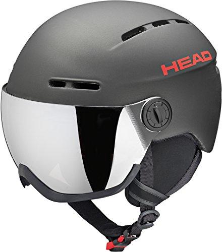 HEAD Skihelm mit Visier Knight