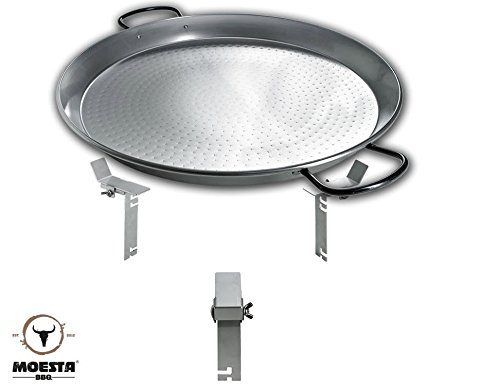 PAN'BBQ Set - für Smokin Pizzaring: 57 cm