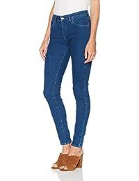 Wrangler Damen Skinny Jeans Skinny