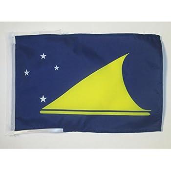 flaggen AZ FLAG To HESSEN FAHNE  30 x 45 cm FLAGGE HESSEN 45x30cm mit kordel
