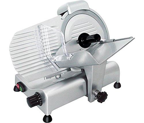 RGV  Affettatrice Elettrica Dolly 250/S (An) - Base Grigia/Pomoli Neri