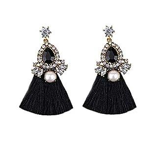 Arpoador Fringed diamond earrings (E4)