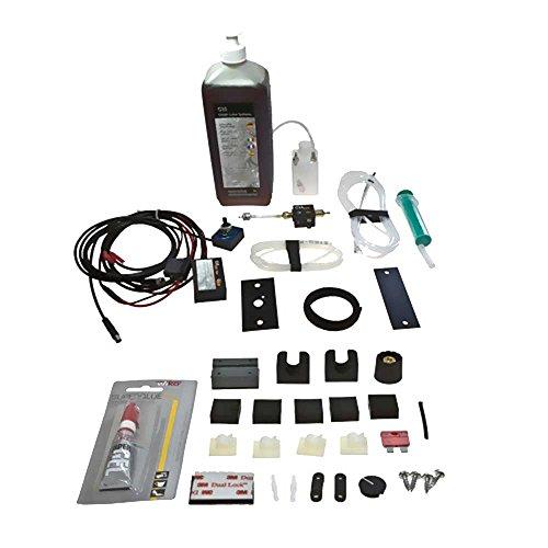 Preisvergleich Produktbild CLS Kettenöler Evo Tour Uni + Drehschalter Motorrad