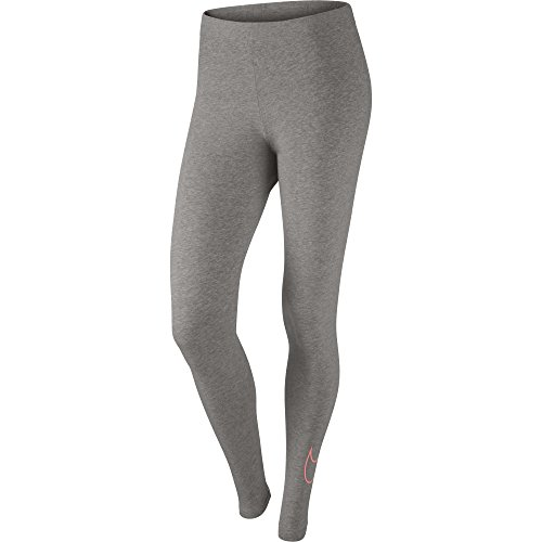 Nike Club Legging avec grand logo Nike gris