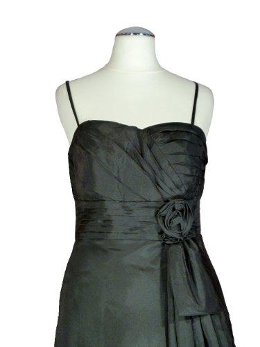 Samtlebe® -  Vestito  - linea ad a - Basic - Donna Nero