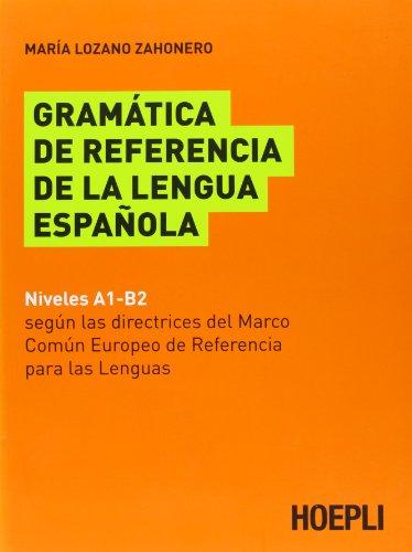 Gramatica de referencia de la lengua espanola