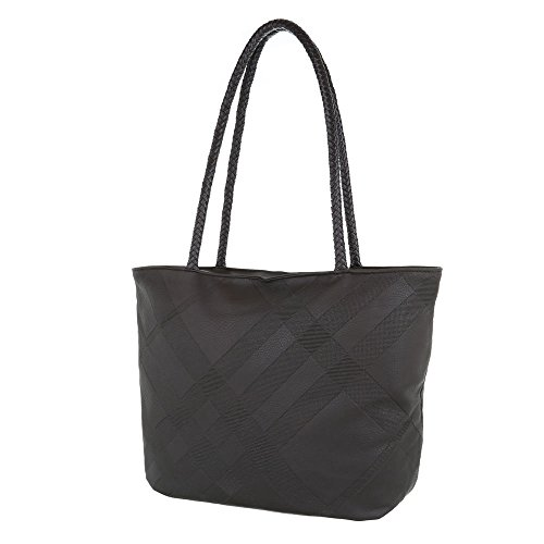 Taschen Handtasche Dunkelbraun