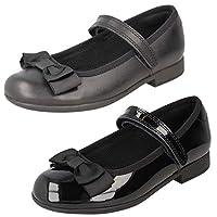 Clarks Girls Formal/School Shoes Scala Tap