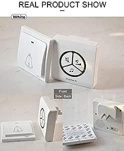 Mini Sonnette V/élo Innovante avec Son Clair Puissant V/élo /électrique Klaxon Rechargeable Super Fort Klaxon Voiture /électrique Moto Cach/é /électrique Cloche Accessoires D/équitation