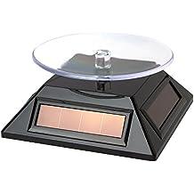 SD Toys - Peana giratoria solar, 10 x 10 cm (SDTSDT89445)