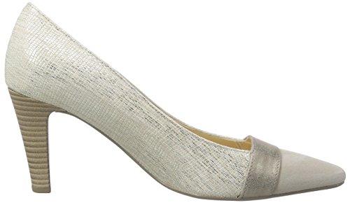 Gabor, Escarpins Femme Beige (62 silk/mutaro/beige)
