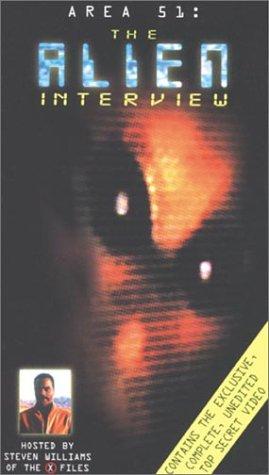 Preisvergleich Produktbild Area 51: The Alien Interview [VHS]