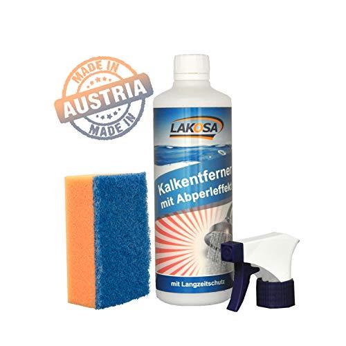 Lakosa Kalkentferner mit Abperleffekt, 500 ml