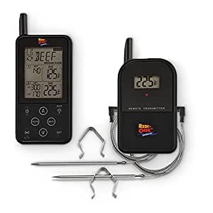 Maverick Wireless BBQ&Meat Thermometer ET-733 Black Edition
