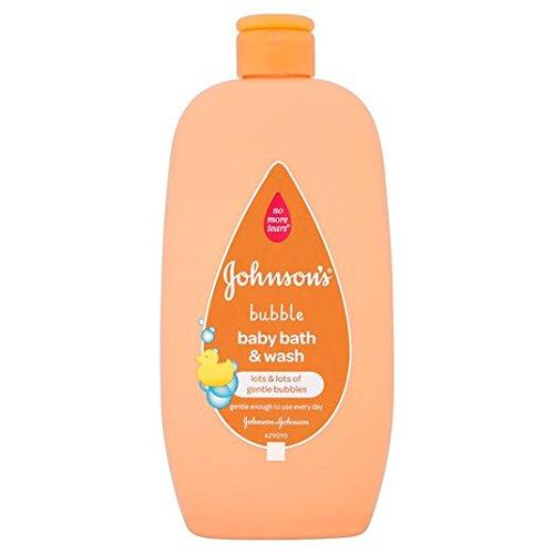 2en1 bebé Baño de espuma y lavado de 500 ml de Johnson